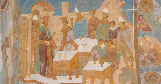 The Twentieth Sunday after Trinity image