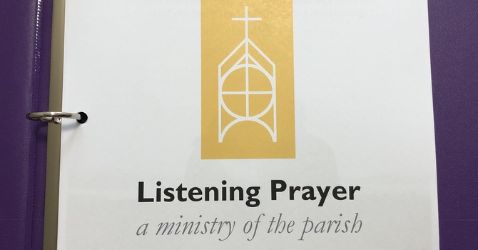 Training Guides for Listening Prayer Ministry  image