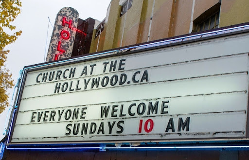 Church at the Hollywood