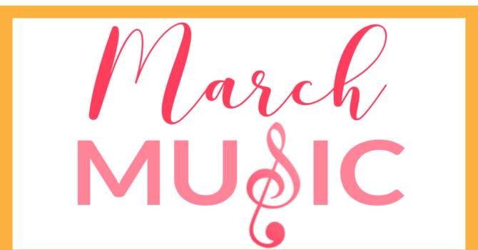 March Music image