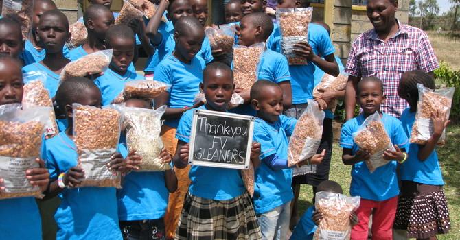 Soup arrives in Kenya image
