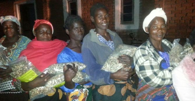 Soup to Malawi image