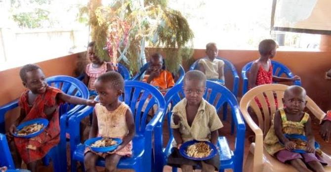 Christmas in Uganda image