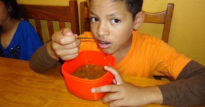 Soup in Honduras image