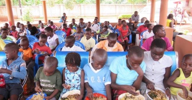Soup in Uganda image