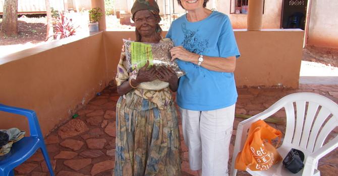 Barb in Uganda image