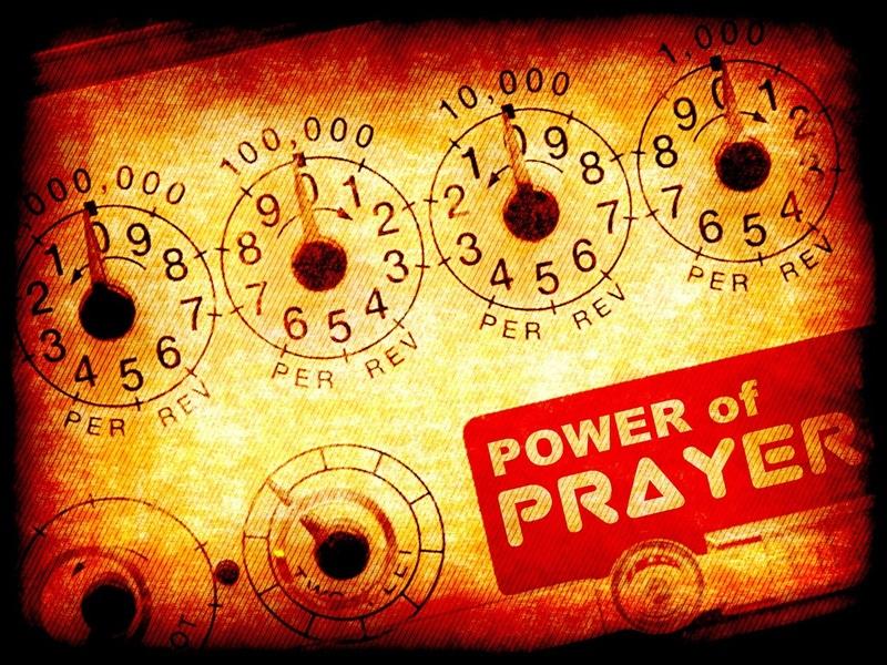 A Call to Prayer