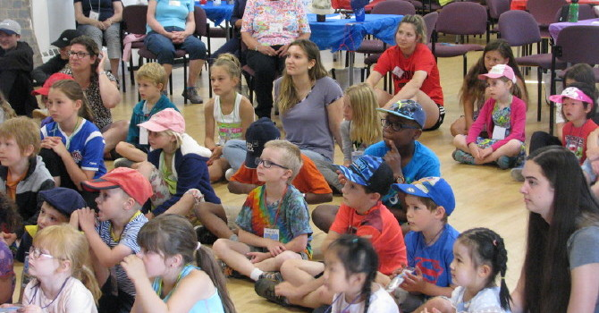 Amazing Journey Day Camp - Day Two - The Fun Continues image