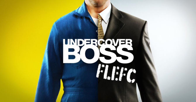 Undercover Boss Video - Week #1 image