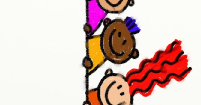 MINISTRY APPRECIATION MONTH:  Children / Nursery image
