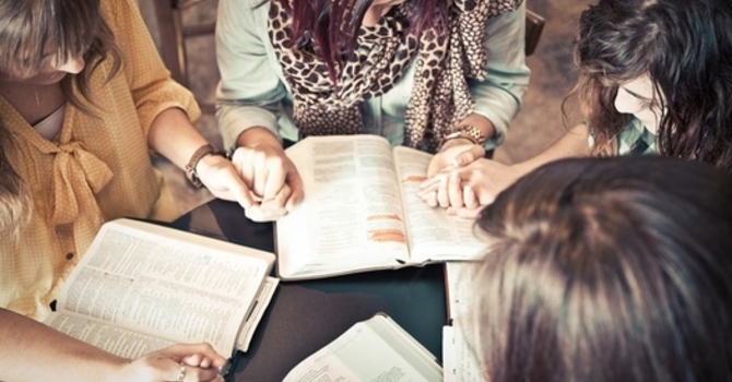 Ladies Wednesday Morning Bible Study