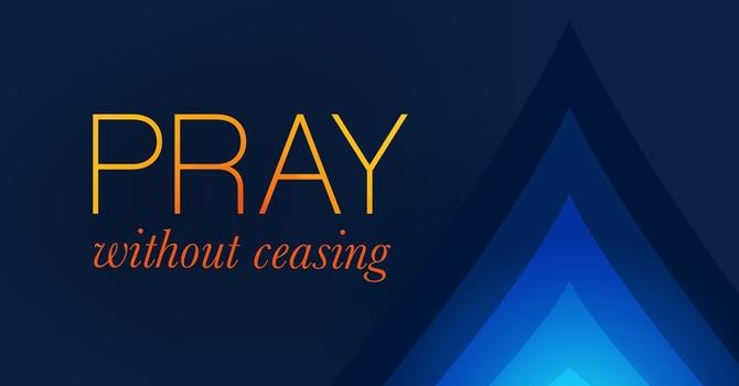 Prayer Help & Resources image