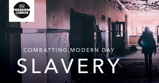 Missions Monday - Combating Modern Day Slavery image