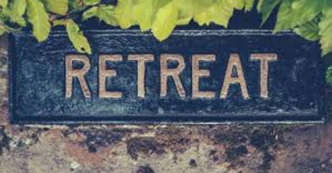 Fall Spiritual Formation Retreat OPEN for Registration image