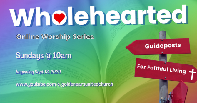 Wholehearted: Guideposts For Faithful Living image