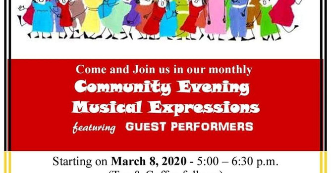 Community Evening: Musical Expressions