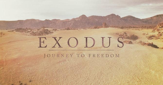 Weekly Exodus Reading; Exodus 3-4 image