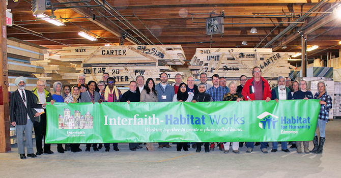 Wrap-Up Celebration for Interfaith Works Project
