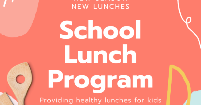 School Lunch Program Launches image