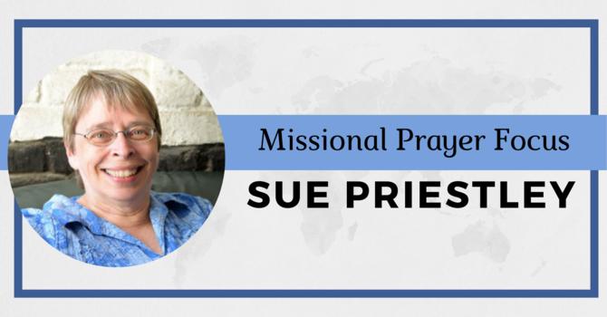 Sue Priestley image