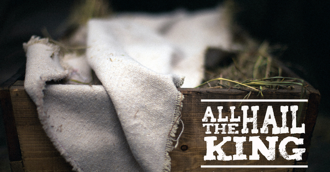 New Series - All Hail the King! image