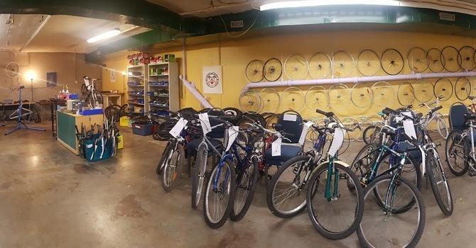 Klatawa Bike Shop Open for Business image