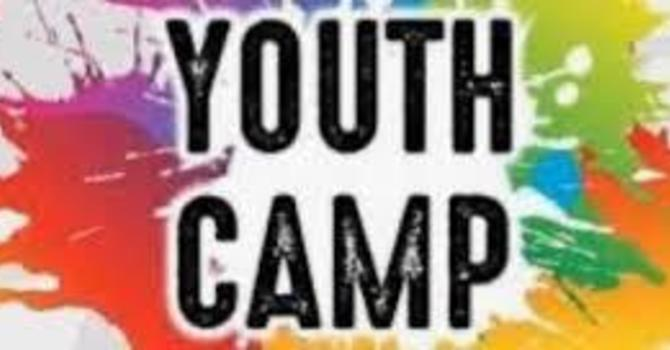Youth Camp Night 4 with RV Brown