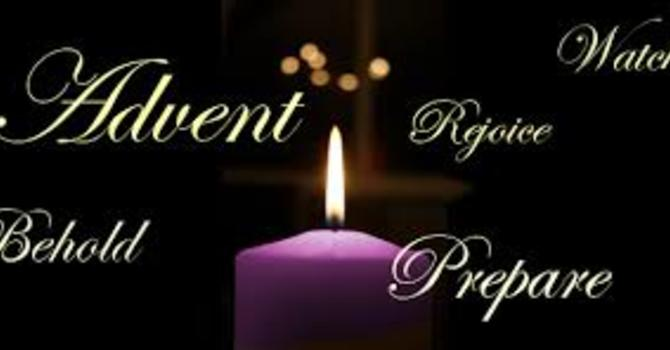PWRDF offers Advent reflections image