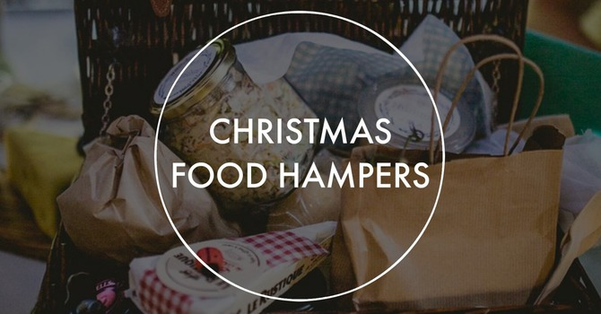 Support Crossroads' Christmas Hamper Ministry image