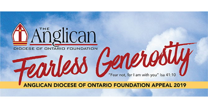 Diocese of Ontario Foundation update image