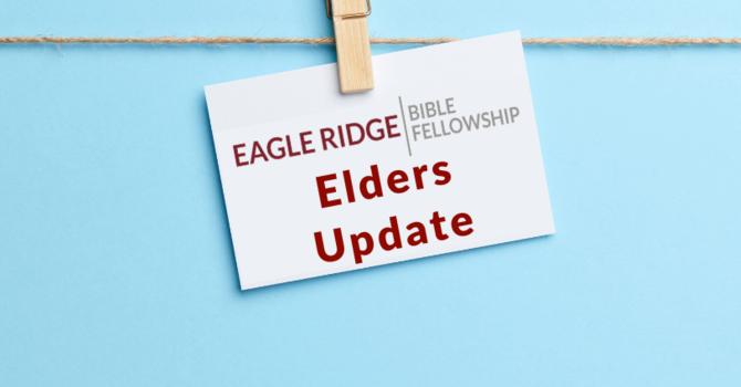 Elders Update image
