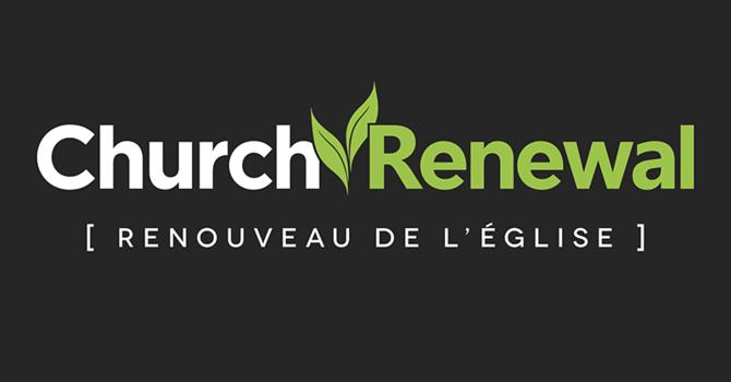 Retour sur la fin de semaine Church Renewal image