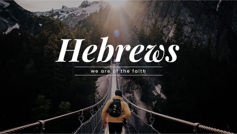 We Are Of The Faith