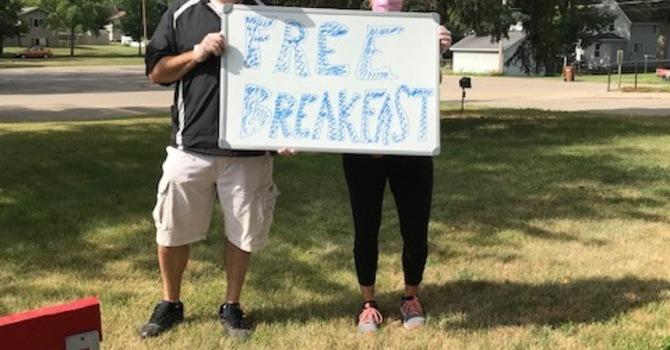 Drive Thru Breakfast was held July 25 image