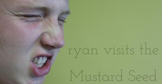 Ryan Visits the Mustard Seed // Serve Vlog image