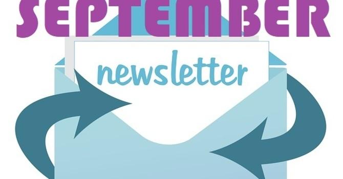 September 2019 Parish Newsletter image