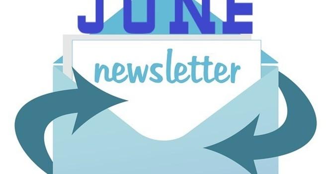 June 2019 Newsletter image
