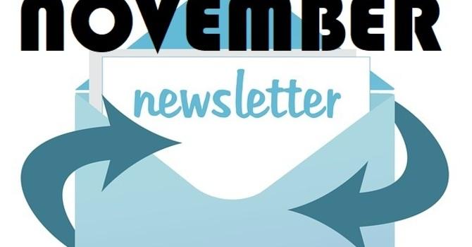 November 2019 Parish Newsletter image