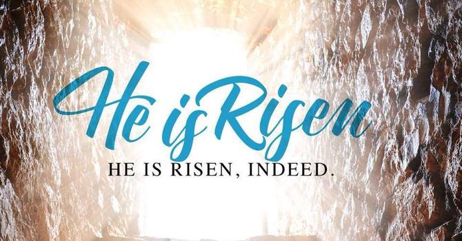 Easter Sunday Gospel and Message