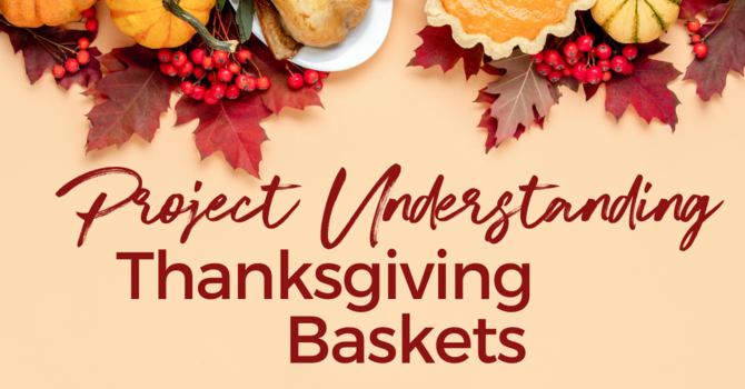 Project Understanding Thanksgiving Baskets image