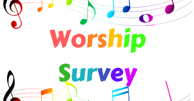 Worship Survey image