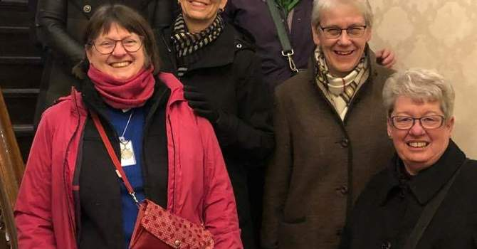 Women of the HOB Welcome Bishop-Elect  image