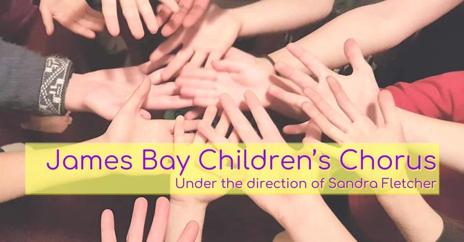 Children's Chorus joins voices with Young Adult Choir image