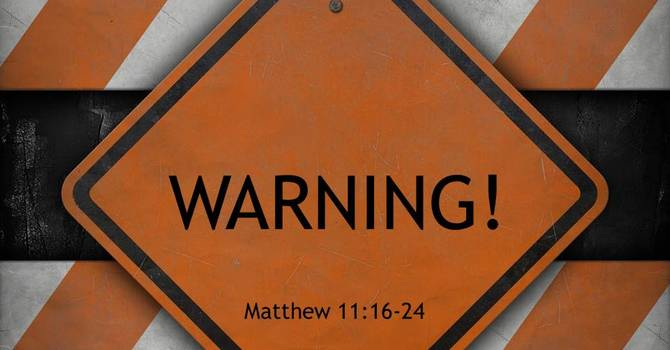 Warning! image