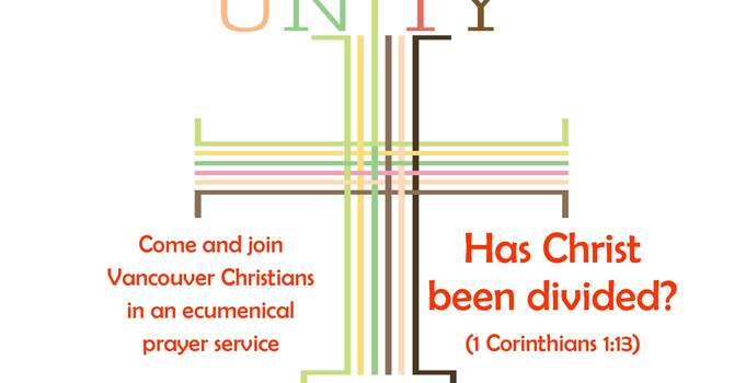 Week of Prayer for Christian Unity - 2014 Launch Prayer Service image
