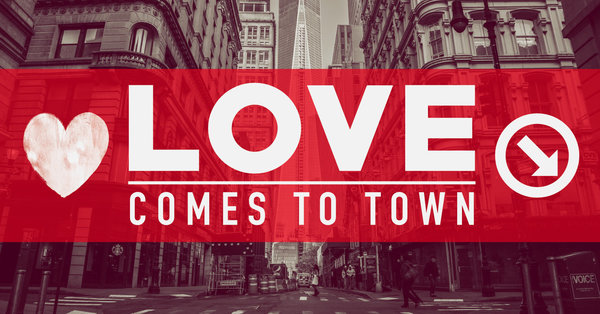 Love Comes to Town