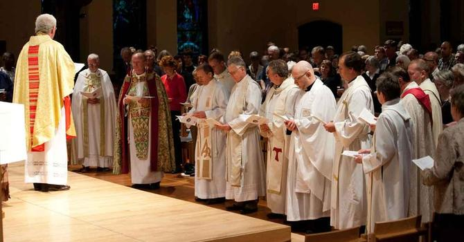 110th Synod - Moving Forward in Mission image