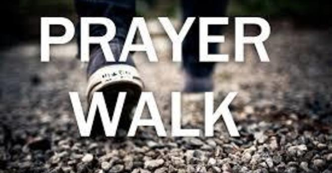 Prayer Walks image