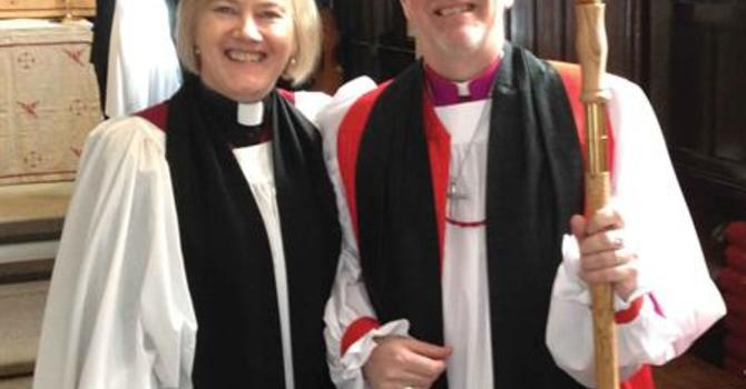 The New Bishop of Croydon image