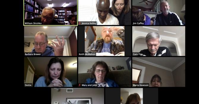 Zoom Prayer Meeting TONIGHT image